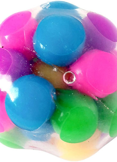 DNA Squeeze Fidget Bead Ball Sensory Toy