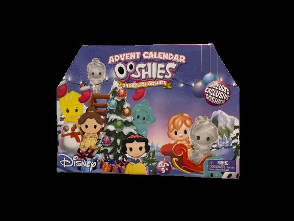 2021 Ooshies Disney Advent Calendar, 24 surprises !