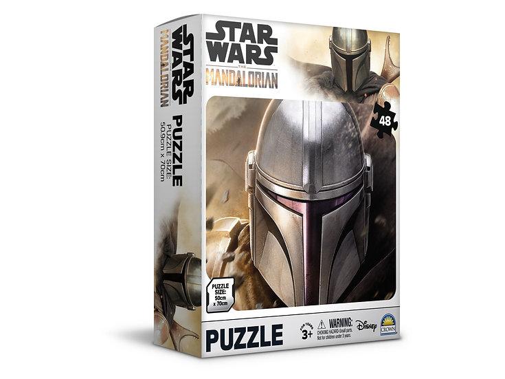 Star Wars The Mandalorian Puzzle