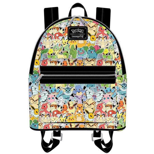 Loungefly - Pokemon - Ombre Mini Backpack