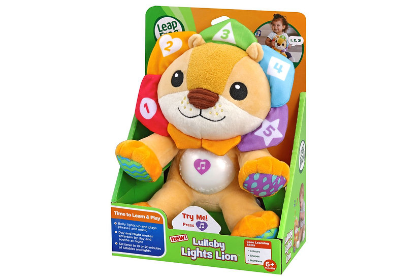 Leap Frog: Lullaby Lights Lion