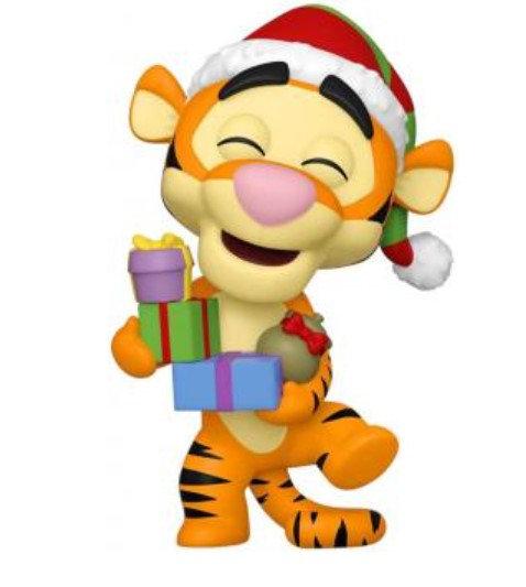 Winnie the Pooh - Tigger Holiday Flocked US Exclusive Pop! Vinyl