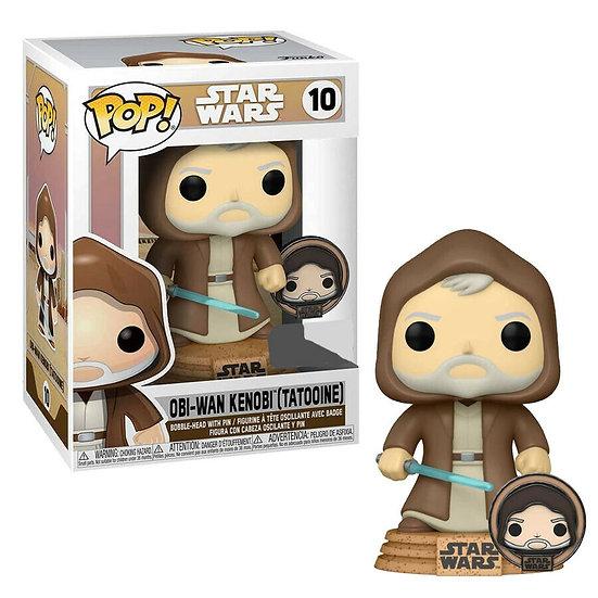 Pop! Vinyl Star Wars: AtG - Obi-Wan Pop! w/Pin RS