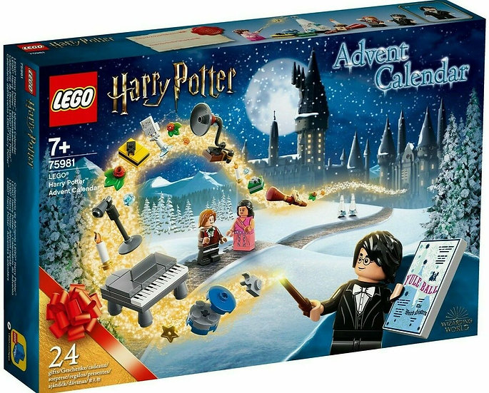 LEGO Harry Potter™ Advent Calendar 75981 - Blue
