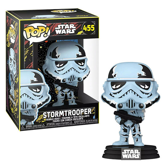 Pop! Vinyl Star Wars - Stormtrooper Retro Series Pop! RS