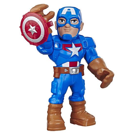 Playskool Mega Mighties Marvel Captain America