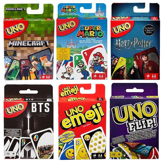 Mattel UNO Various