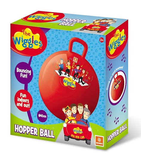 Wiggles Hopper Ball