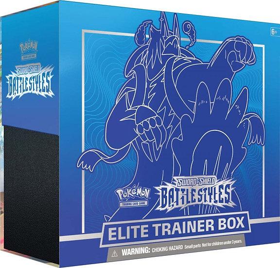 POKÉMON TCG Sword and Shield - Battle Styles Trainer Box