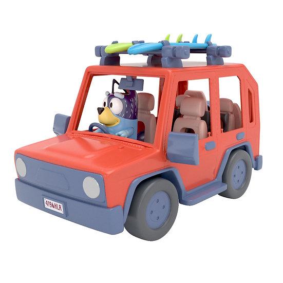 Bluey Heeler 4WD Family Vehicle