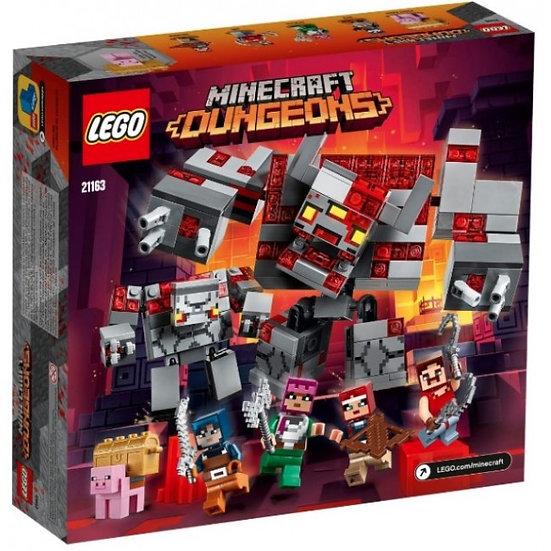 LEGO Minecraft Dungeons 21163