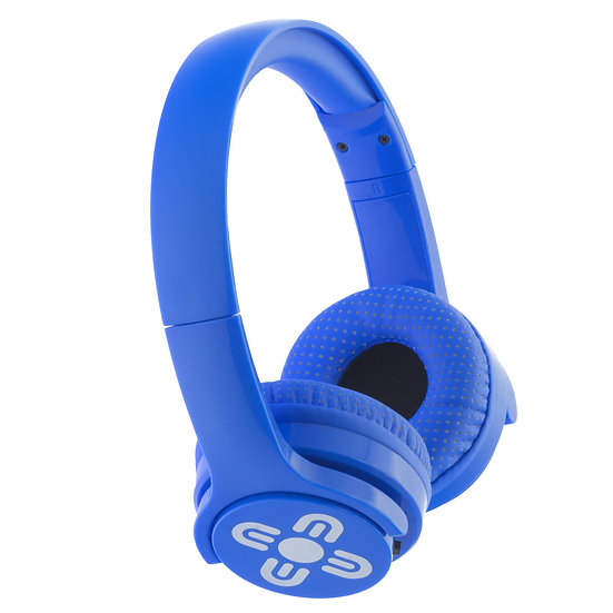 Moki Brites Bluetooth Headphones -Blue