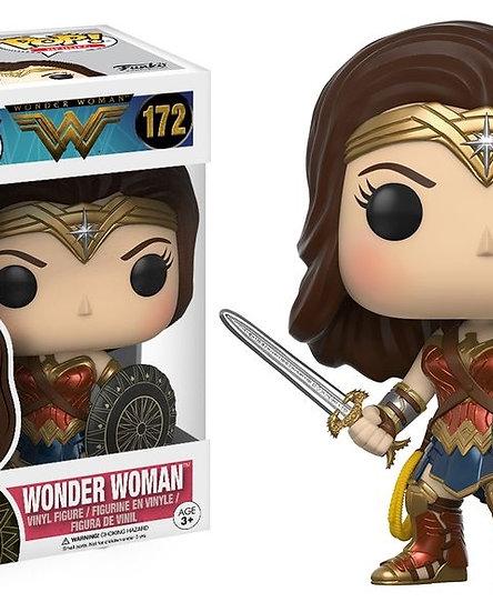 Pop! Vinyl Wonder Woman Movie - Wonder Woman #172