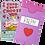 Thumbnail: The Simpsons - I Choo Choo Choose You Replica Valentine's Day Card