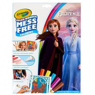 Crayola Color Wonder™ Frozen II
