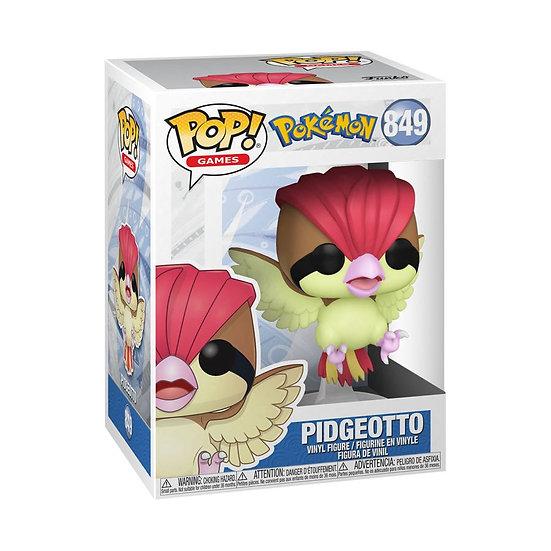 Pop Vinyl! Pokemon - Pidgeotto Pop! Vinyl [RS]