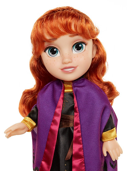 Disney Frozen 2 Princess Anna Adventure Doll