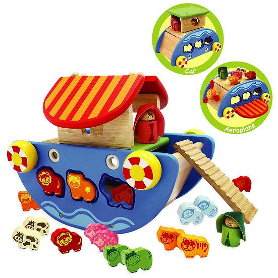 i-m toy - Noahs 3 in 1 ark