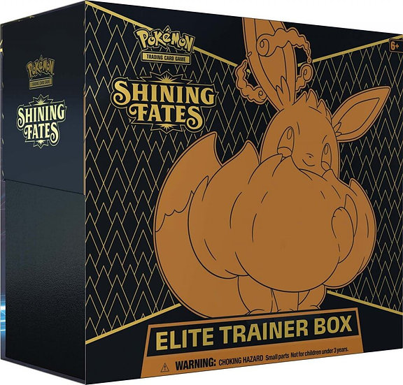 POKÉMON TCG Shining Fates Elite Trainer Box