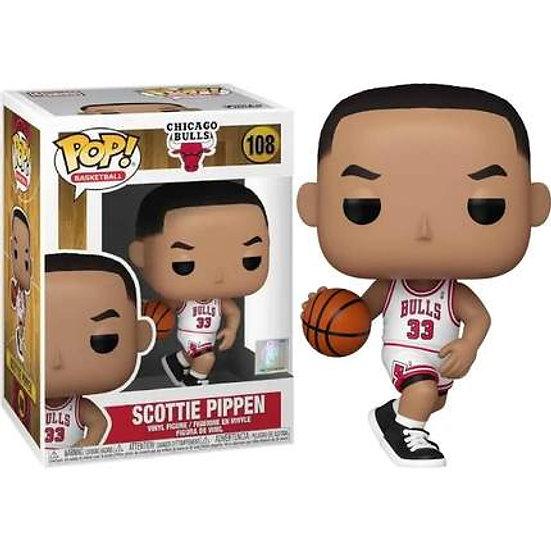 POP! Vinyl NBA: Legends - Scottie Pippen (Bulls Home) 108