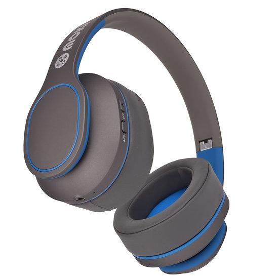 Moki Navigator Noise Cancellation Volume Limited 89dB Blue