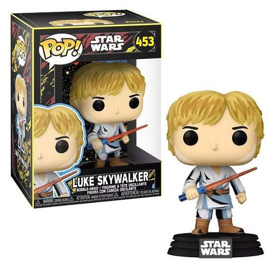 Pop! Vinyl Star Wars - Luke Skywalker Retro Series Pop! RS