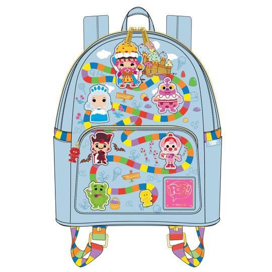 Loungefly - Candy Land - Take Me To The Candy Mini Backpack
