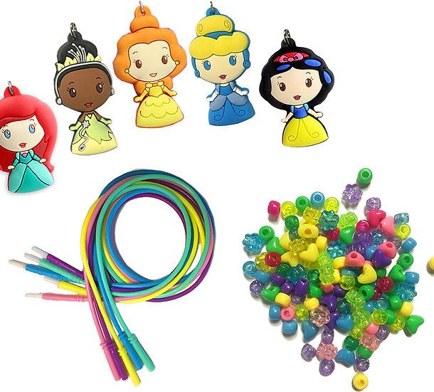 Disney Princess Necklace Set
