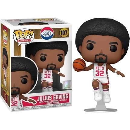 POP! Vinyl NBA: Legends - Julius Erving (Nets Home) 107