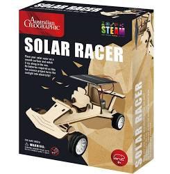 Australian Geographic : Solar Racer