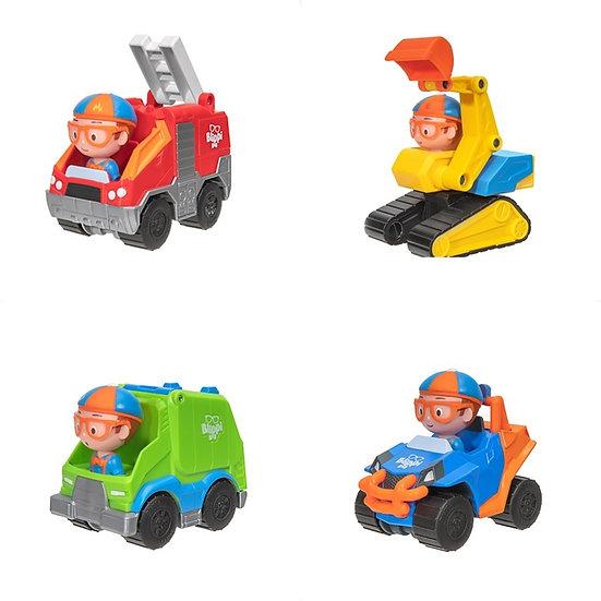 Blippi Mini Figures Assorted