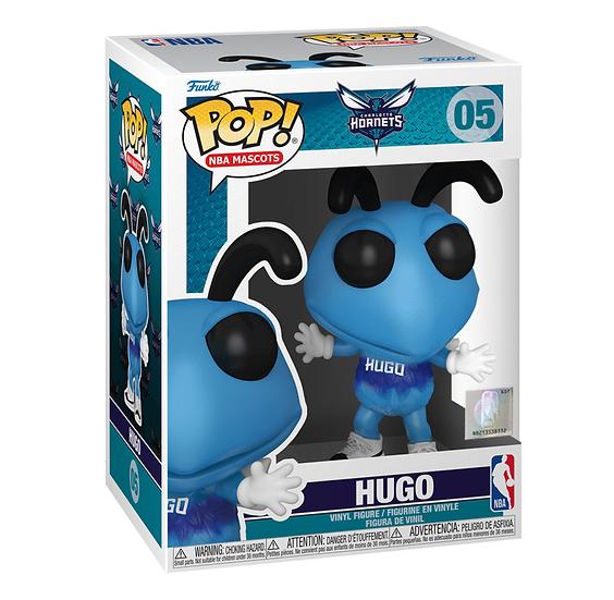 NBA: Hornets - Hugo Pop! Vinyl