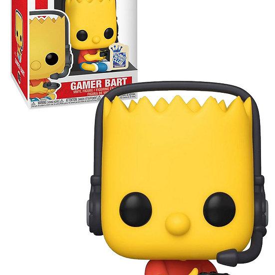 POP! Vinyl The Simpsons - Gamer Bart US Exclusive 1035