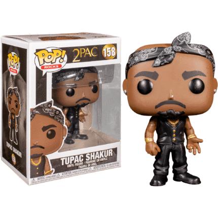 POP! Vinyl Tupac - Tupac 158