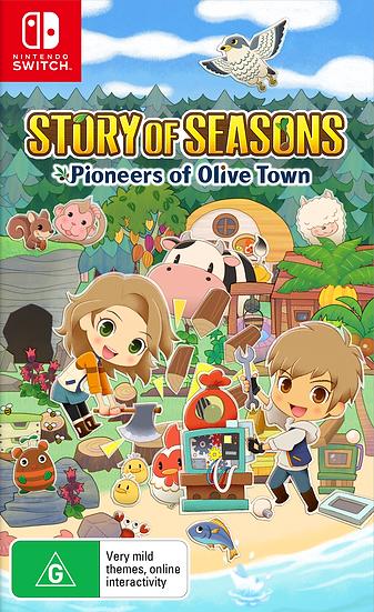 Story of Seasons: Pioneer of Olive Town