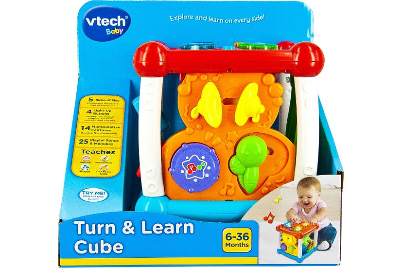 Vtech Busy Time Cube
