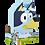 Thumbnail: Bluey's Play & Go Playset