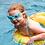 Thumbnail: Wahu Bluey & Bingo Toddler Swim Goggles