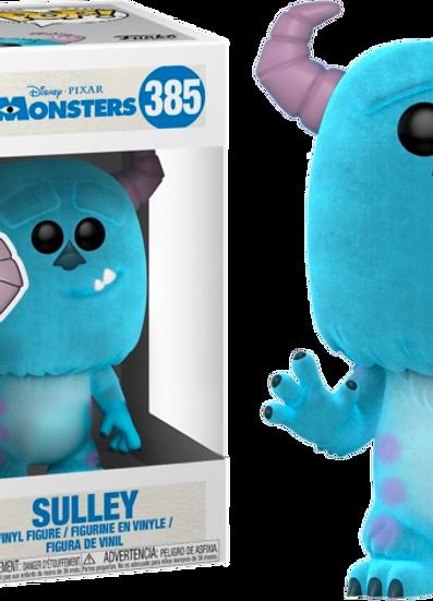 Pop! Vinyl Monsters Inc. - Sulley Flocked US Exclusive