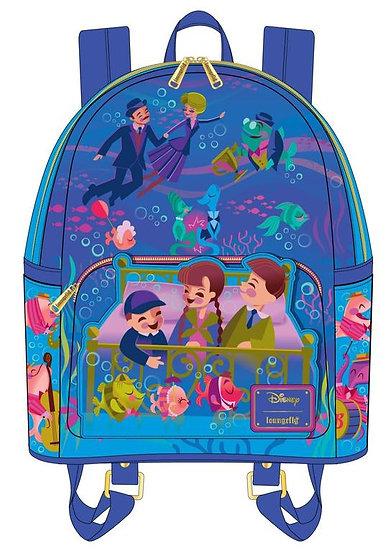 Loungefly -Bedknobs & Broomsticks - Ballroom Mini Backpack