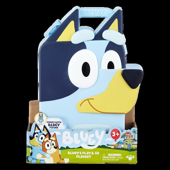 Bluey's Play & Go Playset