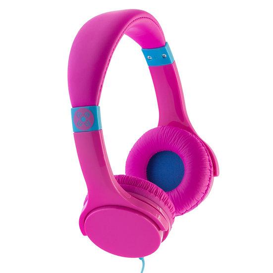 Moki Lil' Kids Headhones - Pink