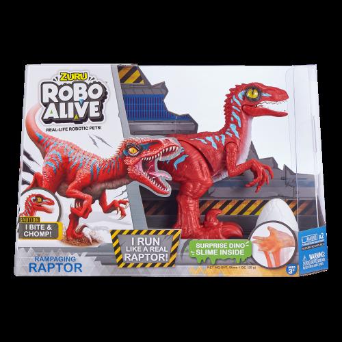Zuru Robo Alive Rampaging Raptor