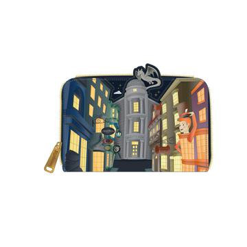 Loungefly - Harry Potter - Diagon Alley Zip Purse