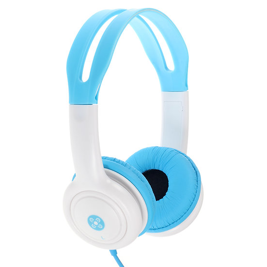 Moki Volume Limited Headphones for Kids - Blue