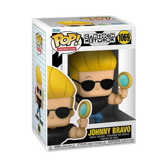 POP! Vinyl Johnny Bravo - Johnny Bravo