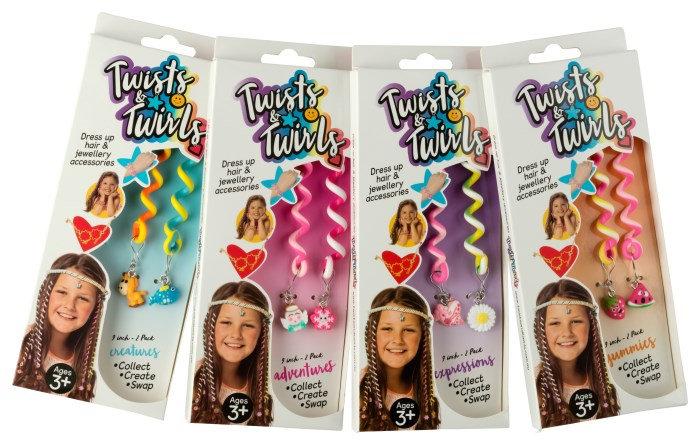 Twist & Twirls Assorted