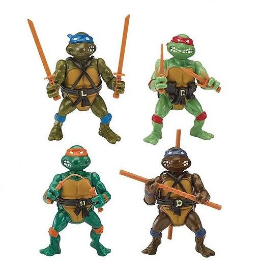 Teenage Mutant Ninja Turtles (TMNT) Classic Basic Figures - Assorted