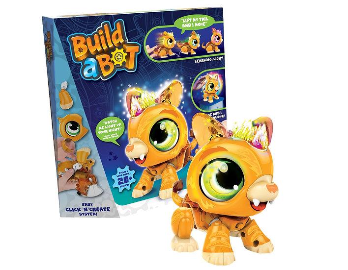 Build A Bot Lion Light