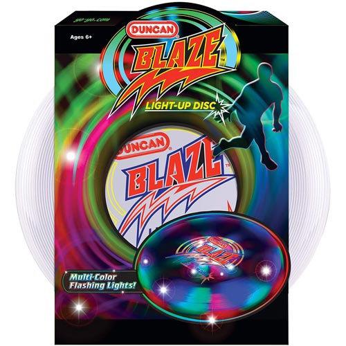 Duncan Blaze Light Up Flying Disc Frisbee